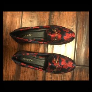 Top shop new withtags 7.5 loafers